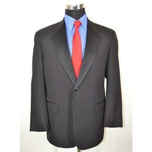 Joseph & Feiss 38S Tuxedo Jacket Black Wool